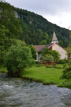 Eglise de la Frasnée Jura
